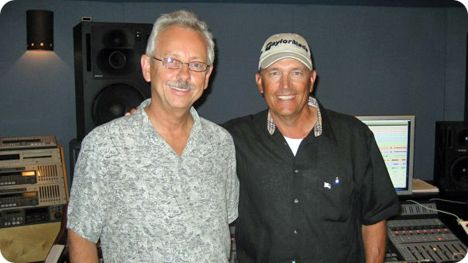 Buddy Cannon and George Strait