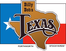 Billy Bob's Texas, Historic Fort Worth Stockyards, 2520 Rodeo Plaza, Fort Worth, TX 76164-8208