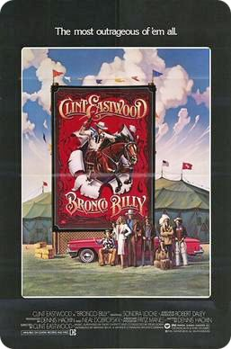 Clint Eastwood's 'Bronco Billy' (Warner Brothers, 1980)