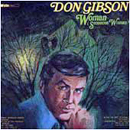 Don Gibson: 'Woman, Sensuous Woman' (Hickory Records, 1972)