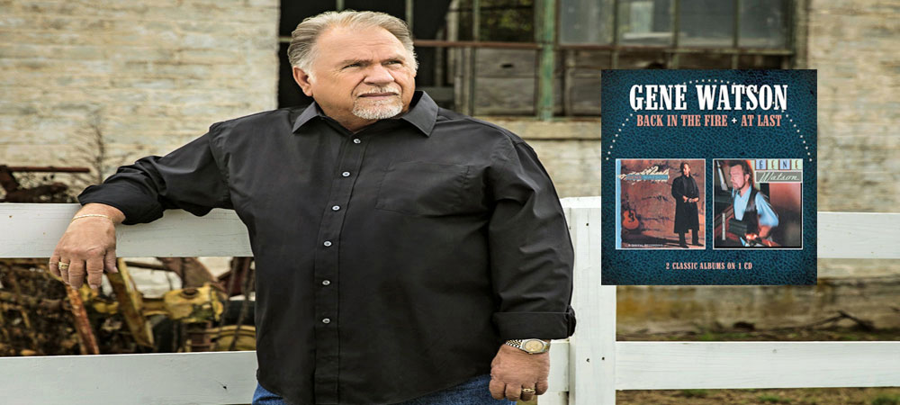 Gene Watson at The Grand Ole Opry in Nashville