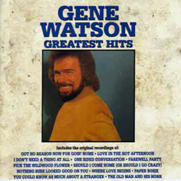 Gene Watson: 'Greatest Hits' (Curb Records, 1990)