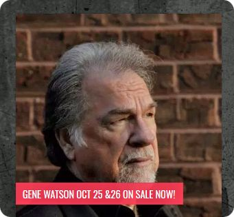 Gene Watson & The Farewell Party Band at Kentucky Opry Theatre, 88 Chilton Lane, Benton, KY 42025 on Friday 25 October 2019 & Saturday 26 October 2019