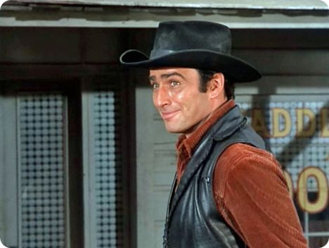 James Drury ('The Virginian')