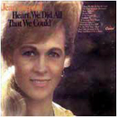 Jean Shepard: 'Heart, We Did All That We Could' (Capitol Records, 1967)