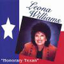 Leona Williams: 'Honorary Texan' (Heart of Texas Records, 2003)