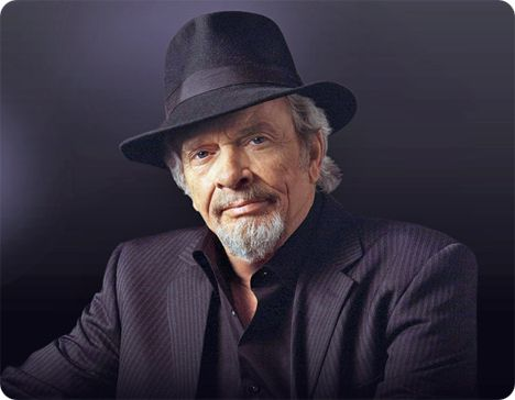 Merle Haggard (Tuesday 6 April 1937 - Wednesday 6 April 2016)
