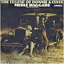 Merle Haggard & The Strangers: 'The Legend of Bonnie & Clyde' (Capitol Records, 1968)