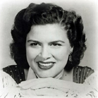 Patsy Cline (Thursday 8 September 1932 - Tuesday 5 March 1963)