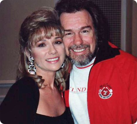 Penny Gilley and Gene Watson