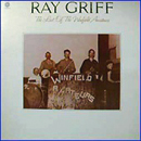 Ray Griff: 'The Last of the Winfield Amateurs' (Capitol Records, 1976)