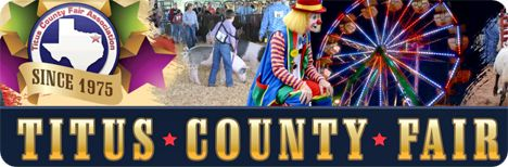 Titus County Fair (Main Stage), 1800 N Jefferson Avenue, Mount Pleasant, TX 75455