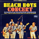 The Beach Boys: 'Beach Boys Concert' (Capitol Records, 1964)
