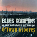 Blues Company & The Fabulous BC Horns: 'O'Town Grooves' (In-Akustik Records, 2010)
