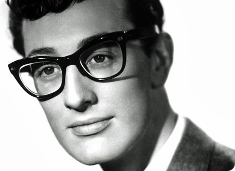 Buddy Holly (Monday 7 September 1936 - Tuesday 3 February 1959)