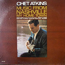 Chet Atkins: 'Music From Nashville, My Home Town' (RCA Victor Records, 1966)