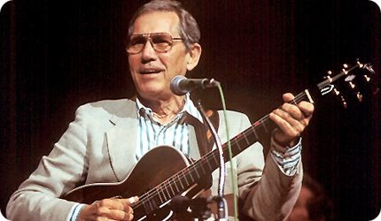 Chet Atkins (Friday 20 June 1924 - Saturday 30 June 2001)