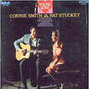 Connie Smith & Nat Stuckey: 'Young Love' (RCA Victor Records, 1969)