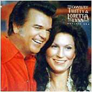 Conway Twitty & Loretta Lynn: 'Duo' (MCA Records, 1977)