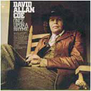 David Allan Coe: 'Once Upon a Rhyme' (Columbia Records, 1975)