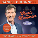 Daniel O'Donnell: 'The Best of Music & Memories' (DMG Records, 2016)