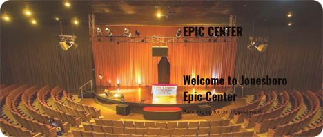 Epic Center, 1899 Country Road 333 (Hasbrook Road), Jonesboro, AR 72401