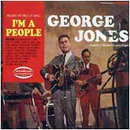 George Jones: 'I'm a People' (Musicor Records, 1966)