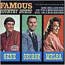 George Jones with Gene Pitney & Melba Montgomery: 'Famous Country Duets' (Musicor Records, 1965)
