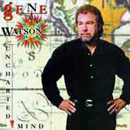 Gene Watson: 'Uncharted Mind' (Step One Records, 1993)