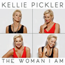 Kellie Pickler: 'The Woman I Am' (Black River Entertainment, 2013) / CD cover