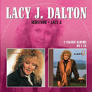 Lacy J. Dalton: 'Survivor & Lacy J.' (Morello Records, 2012)