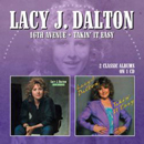 Lacy J. Dalton's '16th Avenue & Takin' It Easy' (Morello Records, 2014)