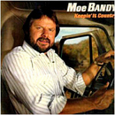 Moe Bandy: 'Keepin' It Country' (Columbia Records, 1986)