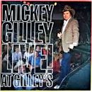 Mickey Gilley: 'Live at Gilley's' (Epic Records, 1985)