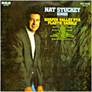 Nat Stuckey: 'Harper Valley P.T.A. / Plastic Saddle' (RCA Victor Records, 1968)