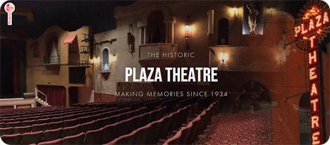 The Plaza Theatre, 115 East Main Street, Glasgow, KY, 42141