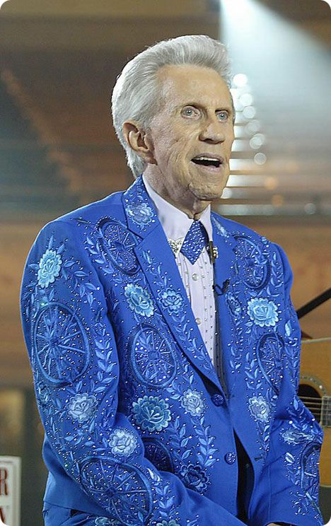 Porter Wagoner (Friday 12 August 1927 - Sunday 28 October 2007)