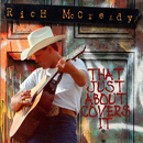 Rich McCready: 'That Just About Covers It' (Magnatone Records, 1997)