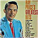 Ray Price: 'Ray Price's Greatest Hits' (Columbia Records, 1961)