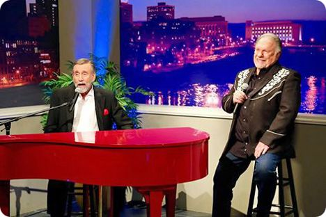 Gene Watson on 'Ray Stevens' Nashville' in 2016, as screened on RFD-TV