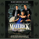Various Artists: 'Maverick' (Atlantic Records, 1994) (soundtrack album)