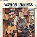 Waylon Jennings: 'Folk & Country' (RCA Records, 1966)
