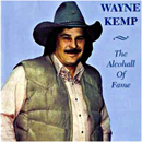 Wayne Kemp: 'The Alcohall of Fame' (CMC Records, 2001)
