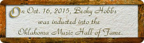 Oklahoma Music Hall of Fame Induction Ceremony on Friday 16 October 2015