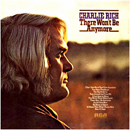 Charlie Rich: 'There Won't Be Anymore' (RCA Victor Records, 1974)