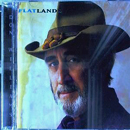Don Williams: 'Flatlands' (American Harvest Records, 1996)