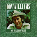 Don Williams: 'Don Williams, Volume III' (Dot / ABC Records, 1974)