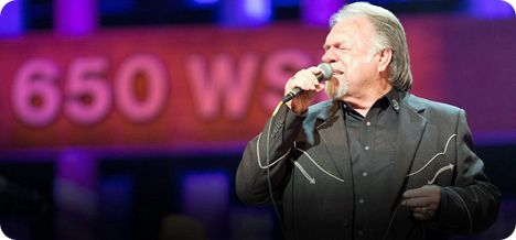 Gene Watson at The Grand Ole Opry, Ryman Auditorium, 116 5th Avenue North, Nashville, TN 37214 on Friday 7 February 2020
