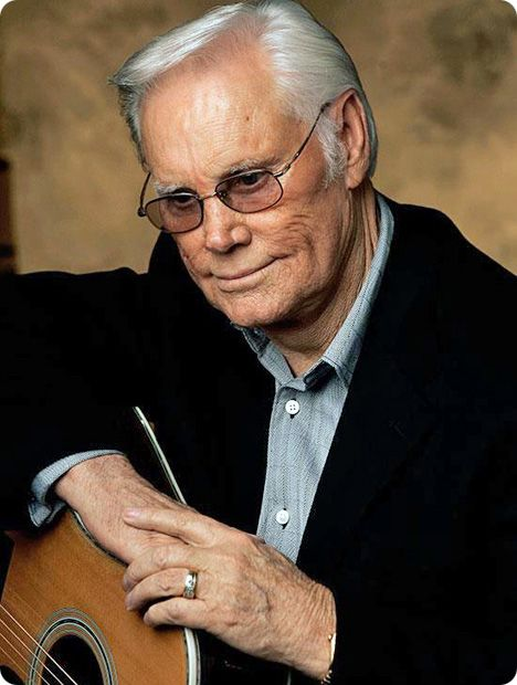 George Jones (Saturday 12 September 1931 - Friday 26 April 2013)