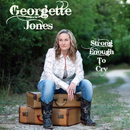 Georgette Jones: 'Strong Enough To Cry' (Heart of Texas Records, 2011)